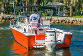 21 ft. Robalo 2120 Center Console w/225HP Merc Center Console Boat Rental Miami Image 32