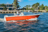 21 ft. Robalo 2120 Center Console w/225HP Merc Center Console Boat Rental Miami Image 34