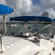 34 ft. Hunter 34 Cruiser Boat Rental Miami Image 16