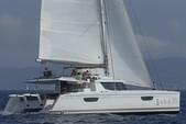 50 ft. Fountain Pajot Saba 50 Catamaran Boat Rental Trogir Image 7