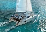 50 ft. Fountain Pajot Saba 50 Catamaran Boat Rental Trogir Image 17