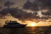82 ft. Hargrave Neptuno Motor Yacht Boat Rental Punta de Mita Image 8