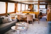 82 ft. Hargrave Neptuno Motor Yacht Boat Rental Punta de Mita Image 13