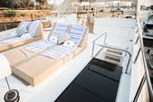 82 ft. Hargrave Neptuno Motor Yacht Boat Rental Punta de Mita Image 18