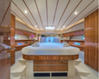 43 ft. Ferretti 43 Fly Motor Yacht Boat Rental Dubrovnik Image 2