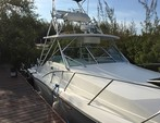 38 ft. Wellcraft 38 Scarab AVS Fish And Ski Boat Rental Cayman Image 1