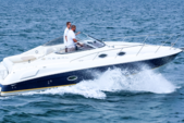 32 ft. Regal 32 Express Cuddy Cabin Boat Rental Atlanta Image 5