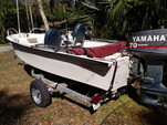 15 ft. Henry O Boats by Taylor Mfg. Co. 150 Dual Console Boat Rental Daytona Beach  Image 2