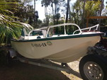 15 ft. Henry O Boats by Taylor Mfg. Co. 150 Dual Console Boat Rental Daytona Beach  Image 1