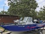 16 ft. Tracker by Tracker Marine Pro Guide V-16 WT w/60ELPT 4-S  Aluminum Fishing Boat Rental Dallas-Fort Worth Image 1