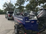 16 ft. Tracker by Tracker Marine Pro Guide V-16 WT w/60ELPT 4-S  Aluminum Fishing Boat Rental Dallas-Fort Worth Image 4