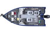 16 ft. Tracker by Tracker Marine Pro Guide V-16 WT w/60ELPT 4-S  Aluminum Fishing Boat Rental Dallas-Fort Worth Image 3