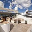 82 ft. Sunseeker Predator Motor Yacht Boat Rental Miami Image 4