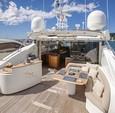 82 ft. Sunseeker Predator Motor Yacht Boat Rental Miami Image 5