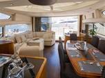 82 ft. Sunseeker Predator Motor Yacht Boat Rental Miami Image 6