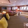 82 ft. Sunseeker Predator Motor Yacht Boat Rental Miami Image 8