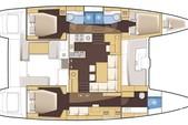 45 ft. Lagoon Boats 450 Owner Version Catamaran Boat Rental Pireas Image 5