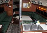 34 ft. Catalina 34 Cruiser Boat Rental San Francisco Image 2