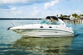 31 ft. Sea Ray Boats 280 Sundancer Cruiser Boat Rental Tampa Image 8