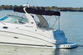 31 ft. Sea Ray Boats 280 Sundancer Cruiser Boat Rental Tampa Image 11