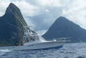 36 ft. Luhrs Open Express 36 Offshore Sport Fishing Boat Rental Gros Islet Image 1