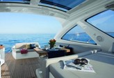 54 ft. Azimut Yachts 55 Cruiser Boat Rental Miami Image 10