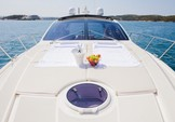 54 ft. Azimut Yachts 55 Cruiser Boat Rental Miami Image 6