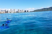 38 ft. Lagoon 380 Catamaran Boat Rental Hawaii Image 2