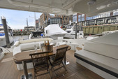 71 ft. Azimut Yachts 68 Plus Motor Yacht Boat Rental Washington DC Image 10