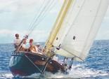 32 ft. Van Dam 32 Ketch Classic Boat Rental Miami Image 3