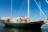 32 ft. Van Dam 32 Ketch Classic Boat Rental Miami Image 4