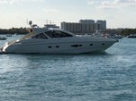 54 ft. Azimut Yachts 55 Cruiser Boat Rental Miami Image 27