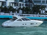 54 ft. Azimut Yachts 55 Cruiser Boat Rental Miami Image 3