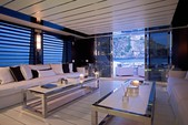 120 ft. Tecnomar 120 Mega Yacht Boat Rental Miami Image 4