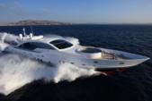 120 ft. Tecnomar 120 Mega Yacht Boat Rental Miami Image 5