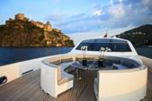 120 ft. Tecnomar 120 Mega Yacht Boat Rental Miami Image 2
