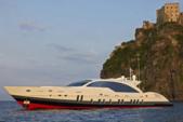 120 ft. Tecnomar 120 Mega Yacht Boat Rental Miami Image 8
