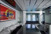 120 ft. Tecnomar 120 Mega Yacht Boat Rental Miami Image 9