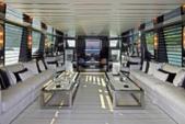 120 ft. Tecnomar 120 Mega Yacht Boat Rental Miami Image 10
