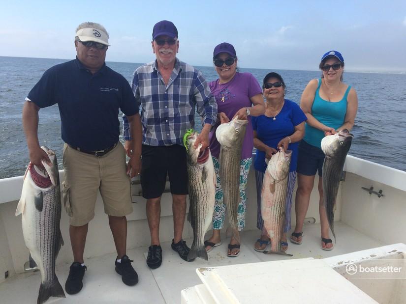 Rent a Markley Custom performance fishing in North Beach, MD near me