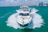 63 ft. Sunseeker Manhattan Motor Yacht Boat Rental Miami Image 2