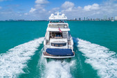 63 ft. Sunseeker Manhattan Motor Yacht Boat Rental Miami Image 3