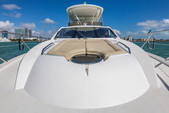 63 ft. Sunseeker Manhattan Motor Yacht Boat Rental Miami Image 12