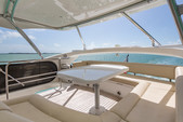 63 ft. Sunseeker Manhattan Motor Yacht Boat Rental Miami Image 14