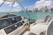 63 ft. Sunseeker Manhattan Motor Yacht Boat Rental Miami Image 16