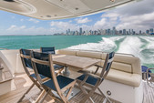 63 ft. Sunseeker Manhattan Motor Yacht Boat Rental Miami Image 17