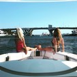 34 ft. Venture Marine venture 34 open w/2-300HP Center Console Boat Rental Miami Image 19