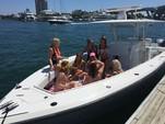 34 ft. Venture Marine venture 34 open w/2-300HP Center Console Boat Rental Miami Image 1