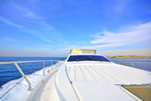 45 ft. Platoni Flybridge Boat Rental Kos Image 3