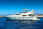 45 ft. Platoni Flybridge Boat Rental Kos Image 13